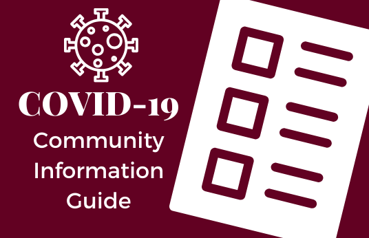 COVID-19 Community Information Guide